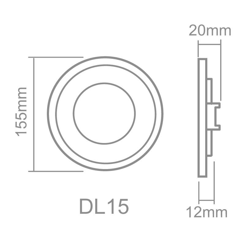 Gap Lighting Dl10 Dl15 Dl20