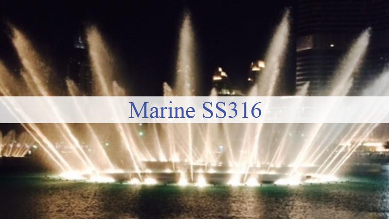 Marine SS316