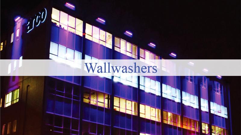 Wallwasher
