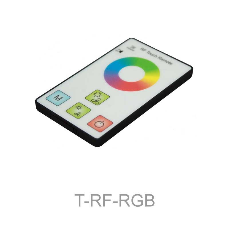 T RF RGB image