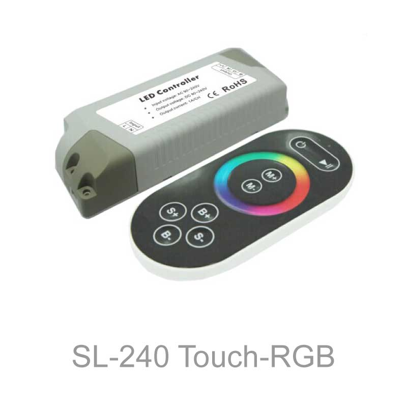 SL240 touch rgb image