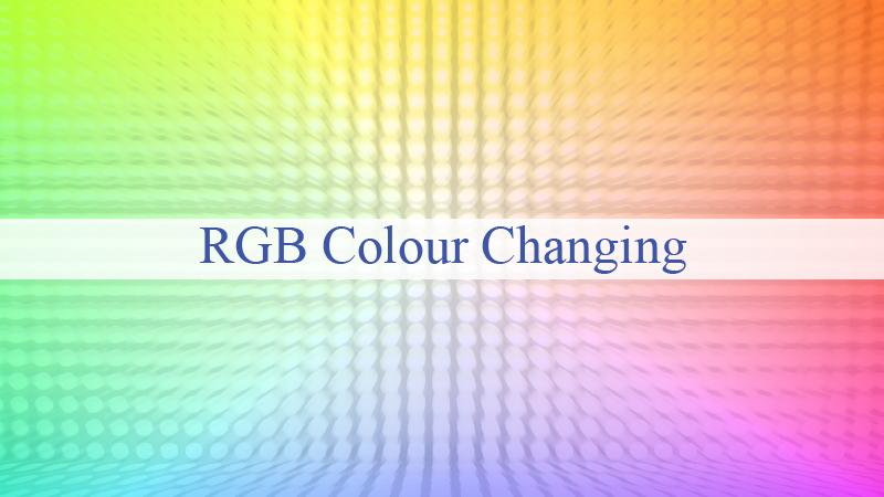 5 RGB Technology