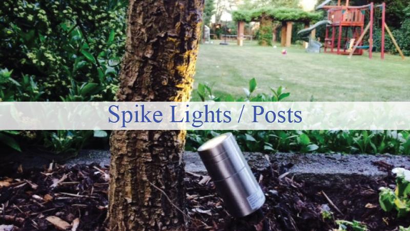Spike Lights , Posts