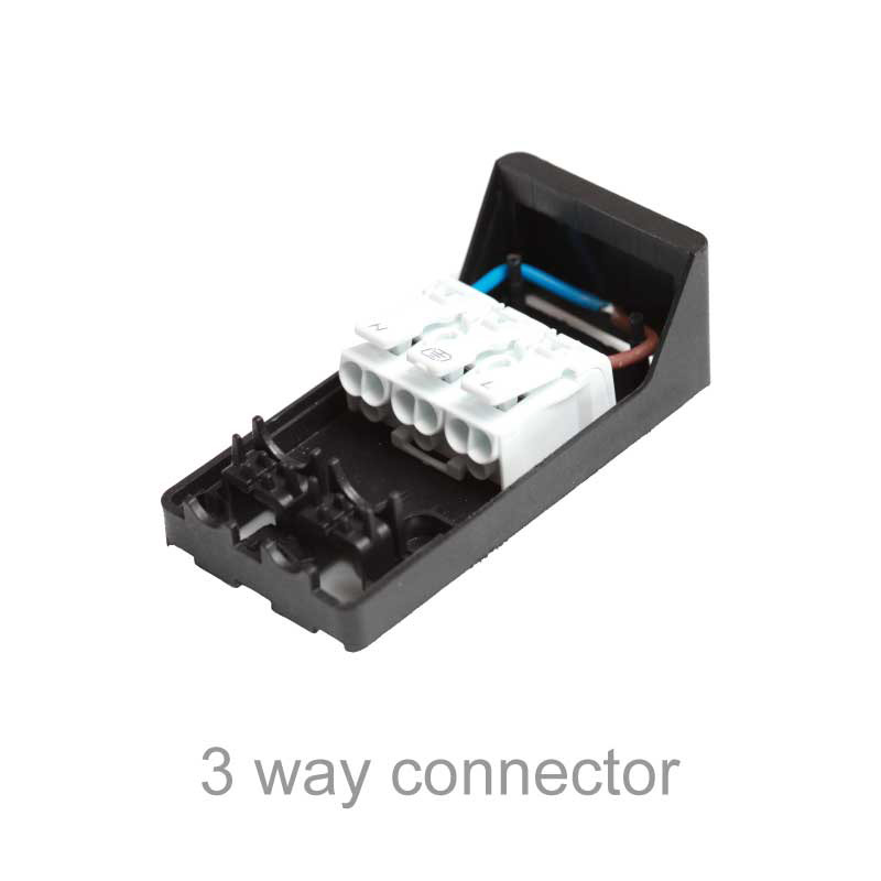 3 Way Connector image