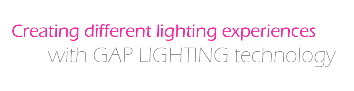 Creating different lighting experiences banner 2