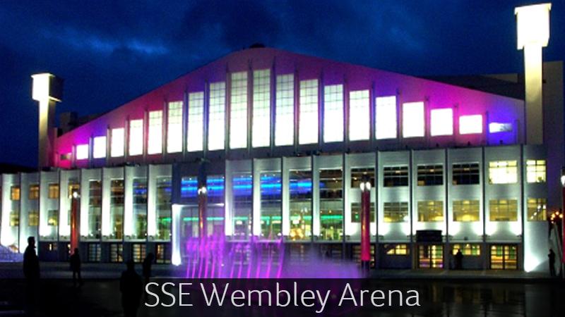 SSE Wembley Arena