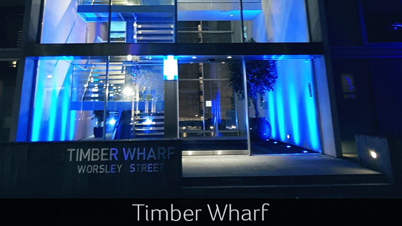 Timber Wharf